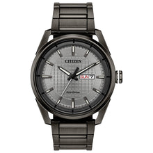 Load image into Gallery viewer, Citizen Drive Men's Eco-Drive Watch In Gray Ion Plated Stainless Steel | AW0087-58H