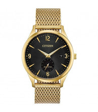 Load image into Gallery viewer, Citizen Drive With Gold Tone Stainless Steel Milanese Mesh Bracelet | BV1112-56E