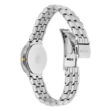 Load image into Gallery viewer, Citizen Women's Silhouette Crystal Eco-Drive Stainless Steel Watch | EW2340-58A