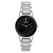 Load image into Gallery viewer, Citizen Women's Axiom Eco-Drive Black Dial Watch | GA1050-51E