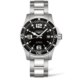 Men's Dive Watch Black Dial Longines