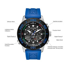 Load image into Gallery viewer, Citizen Eco-Drive Promaster Sailhawk Top of Water | JR4068-01E