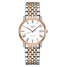 Load image into Gallery viewer, Longines Elegant Automatic White Dial Ladies Watch | L4.809.5.11.7