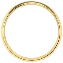 Load image into Gallery viewer, Low Dome Comfort Fit Wedding Band in 14K Yellow Gold (3MM)