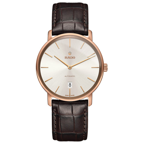 Rado Diamaster Thinline Automatic | R14068026