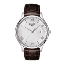 Load image into Gallery viewer, Tissot Tradition Quartz Watch | T063.610.16.038.00