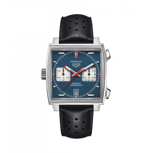 TAG Heuer Monaco Calibre 11 With Blue Dial | CAW211P.FC6356