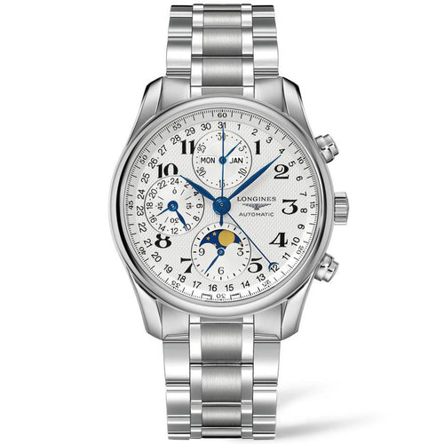 The Longines Master Collection 40MM Automatic L2.673.4.78.6