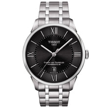 Load image into Gallery viewer, Tissot Chemin Des Tourelles Powermatic 80 Black Dial | T099.407.11.058.00