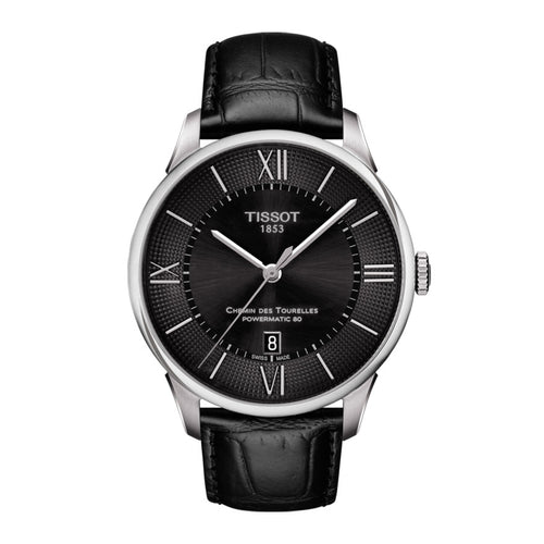 Tissot Chemin Des Tourelles Powermatic 80 Men's Watch