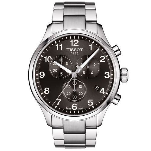 Tissot Chrono XL Classic Stainless Steel