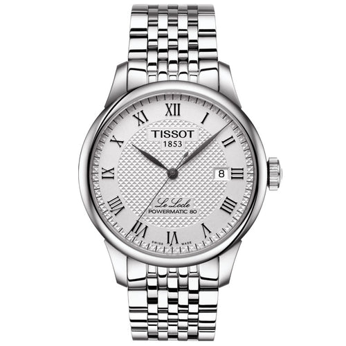 Tissot Le Locle Powermatic 80 Silver Dial