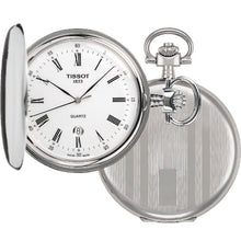 Load image into Gallery viewer, Tissot Savonnette Pocket Watch Silver Case