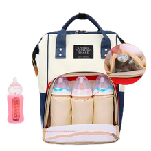 Load image into Gallery viewer, Diaper Baby Bag