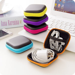 Small Box Storage Case for Earphones