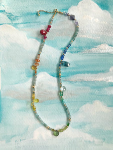 Healing Sky Necklace