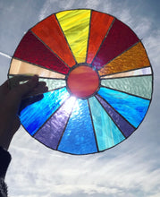 Load image into Gallery viewer, Rainbow Wheel