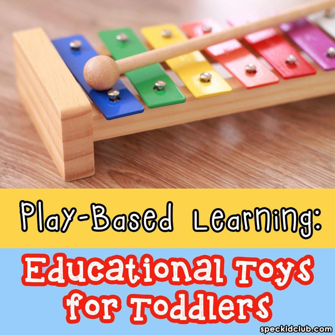 Play-Based Learning:Educational Toys for Toddlers