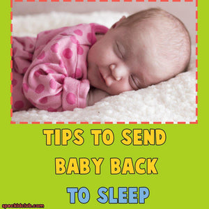 Tips to Send Baby Back to Sleep for Physical Development