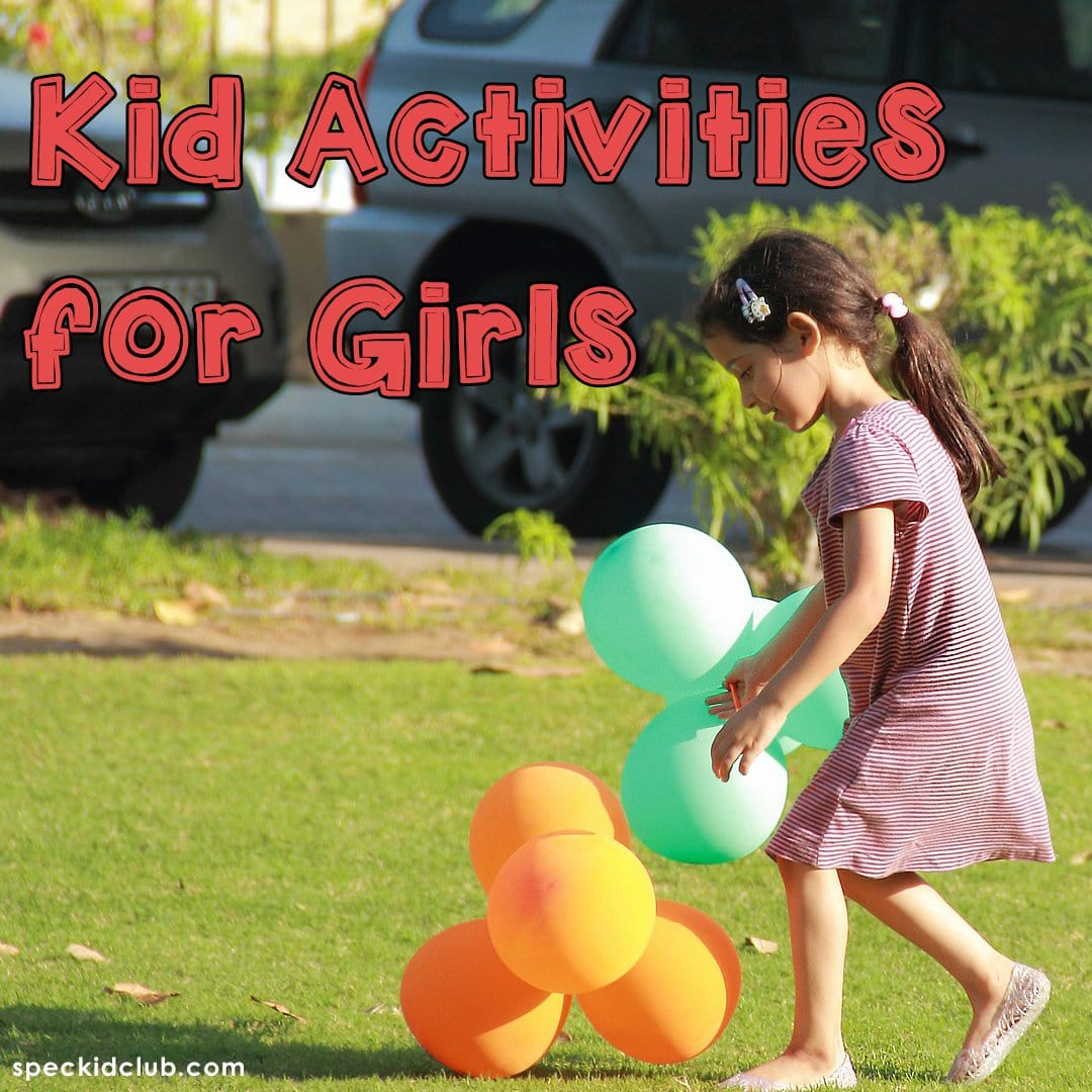 Kid Activities for Girls