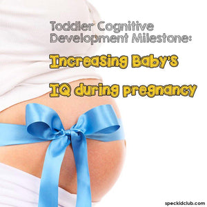 Toddler Cognitive Development Milestone: Increasing Baby's IQ during Pregnancy