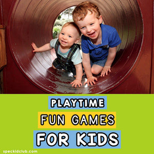 Playtime: Fun Games for Kids