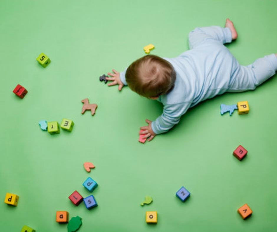 6-9 Months | Gross Motor Skills Development