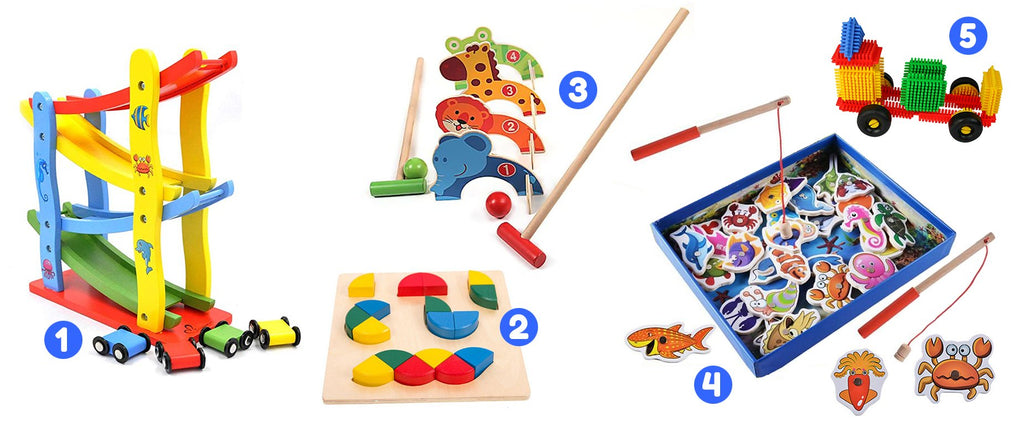 Ages 27 to 30 Months<br>Watch Me Learn Toy Box - Spec Kid Club
