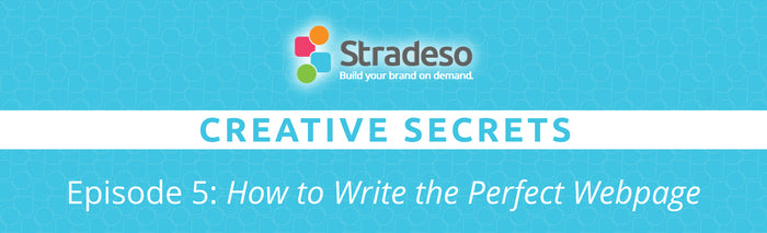 Episode 5: How to Write the Perfect Webpage