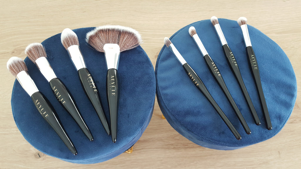 Set Make up brushes Vegan AEYLIE LUXE