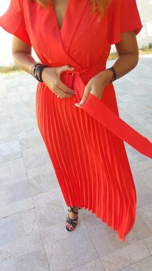 Jackline Long Dress Belt
