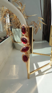 Angela Red River earrings