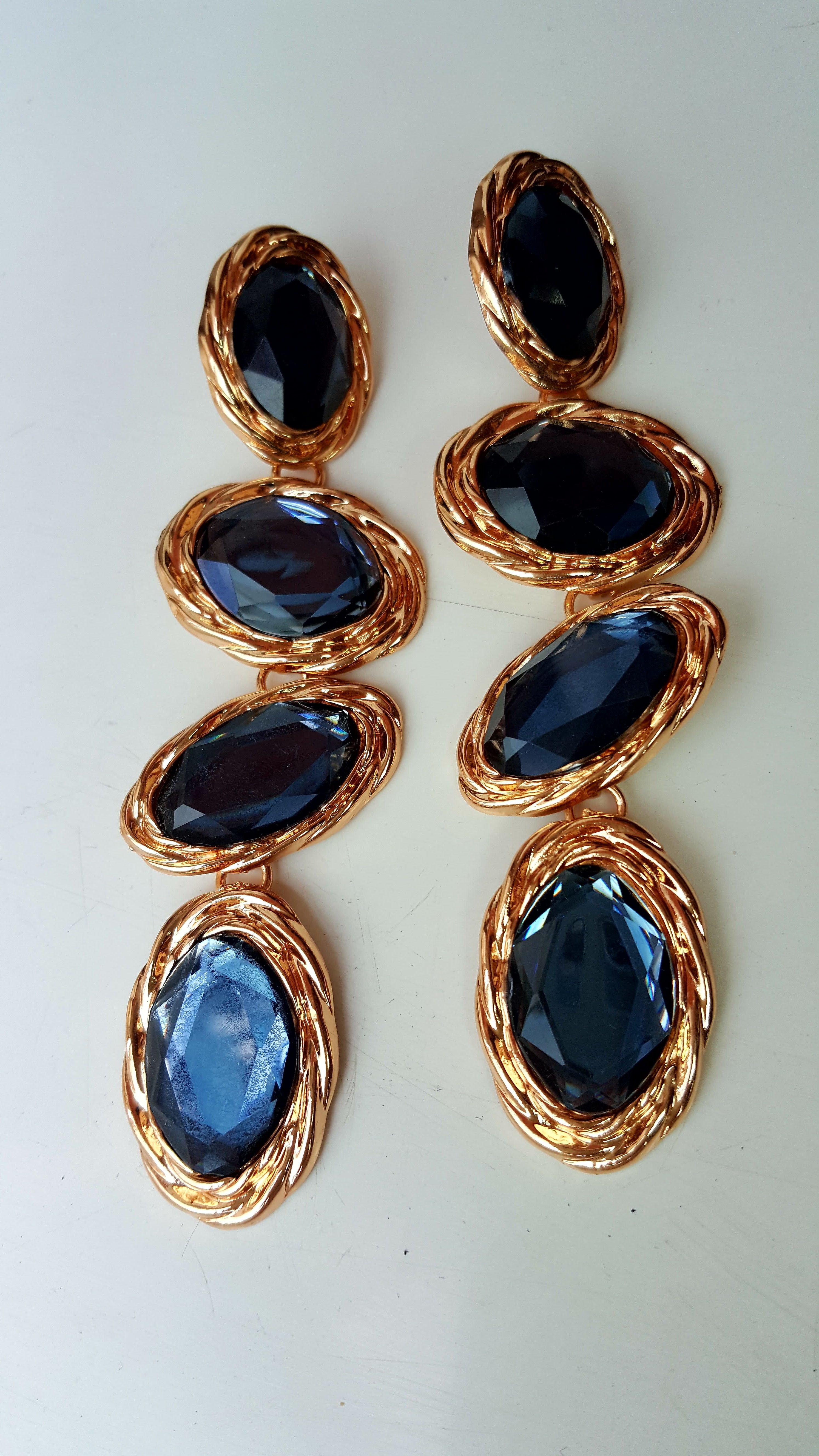 Angela Blue River earrings