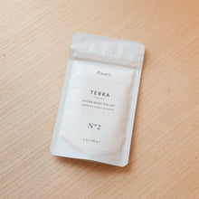 Load image into Gallery viewer, Terra No 2 Sugar Body Polish + Gommage Corps Au Sucre