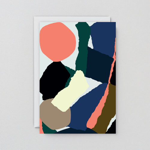 Abstract 5 Art Card