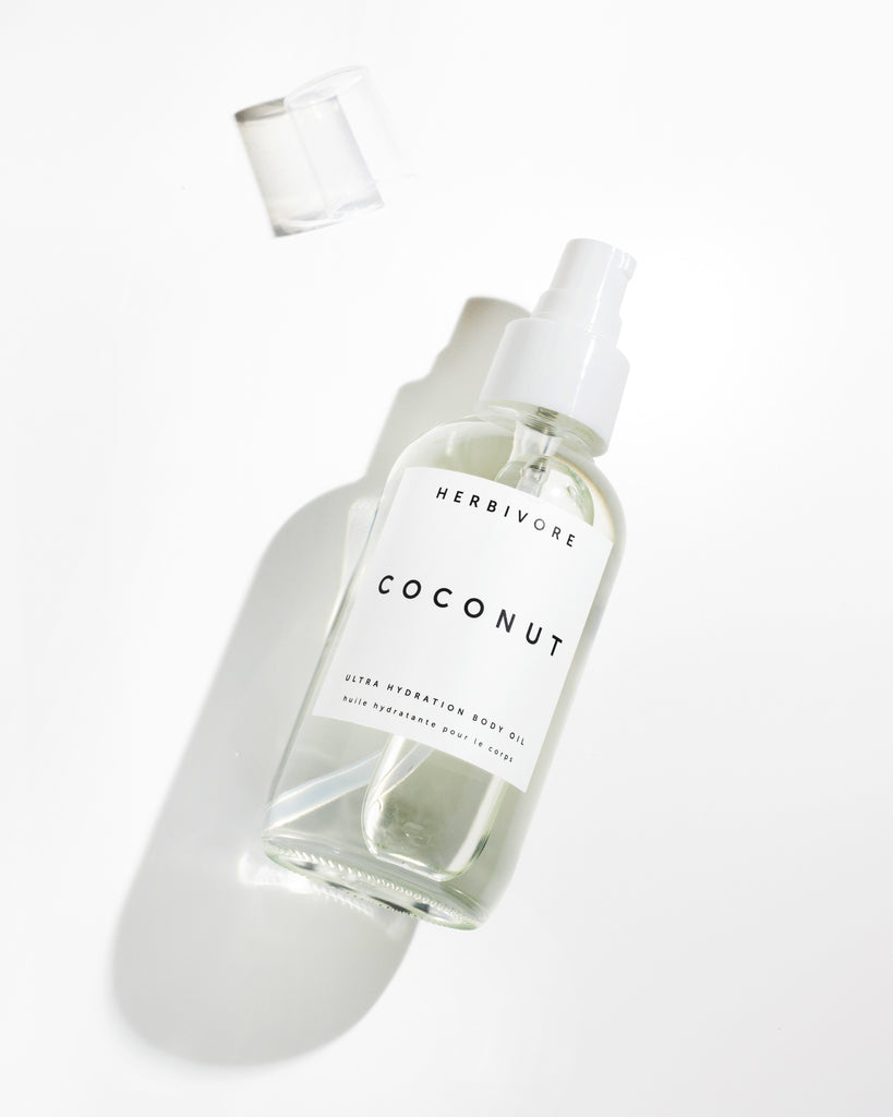 Herbivore Botanicals | Coconut Body Oil | Golden Rule Gallery | Excelsior, MN