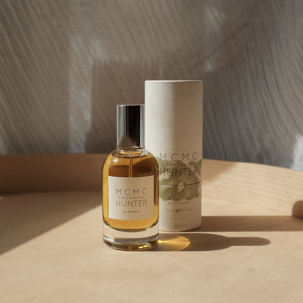 MCMC Hunter Fragrance | Brooklyn | Golden Rule Gallery | Minneapolis