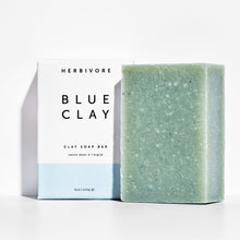 Load image into Gallery viewer, Blue Clay Cleansing Bar Soap