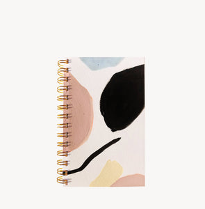 Abstract Painted Weekly Planner