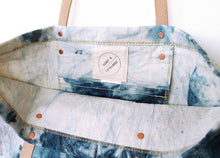 Load image into Gallery viewer, Oaxaca Tote in Indigo