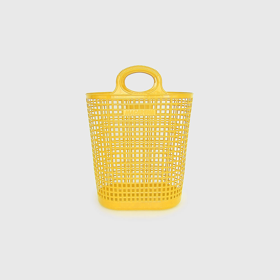 Macarena Basket in Yellow