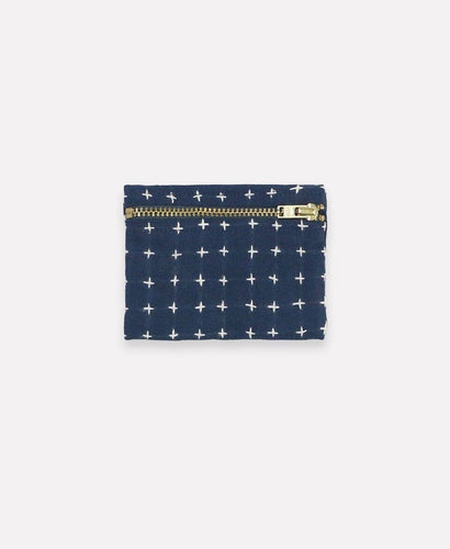 Navy Cross Coin Purse