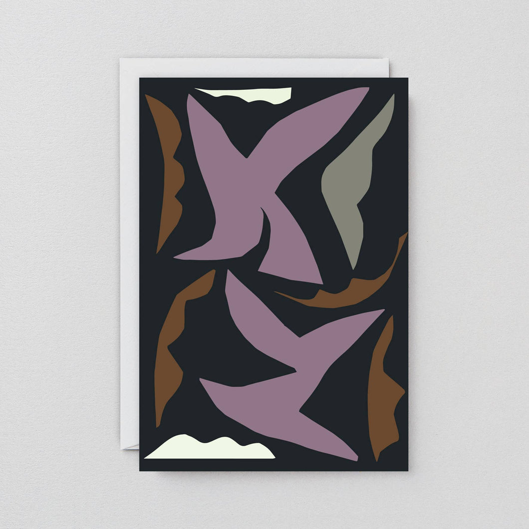 Abstract 8 Art Card