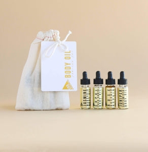 Body Oil Sampler