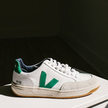 Load image into Gallery viewer, Veja Green Mesh Shoes