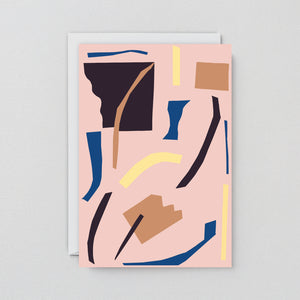 Abstract 6 Art Card