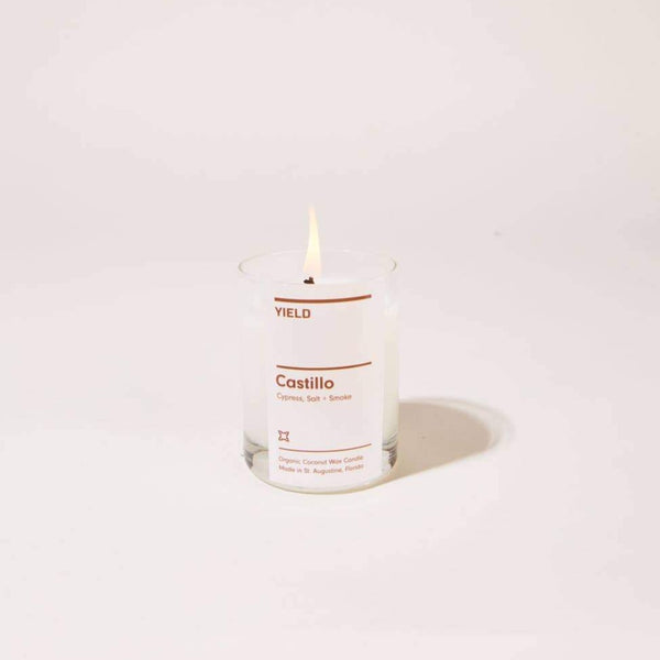 Castillo Votive Candle | YIELD Candles | Golden Rule Gallery | Excelsior, MN