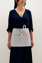 Load image into Gallery viewer, Striped Waist Apron