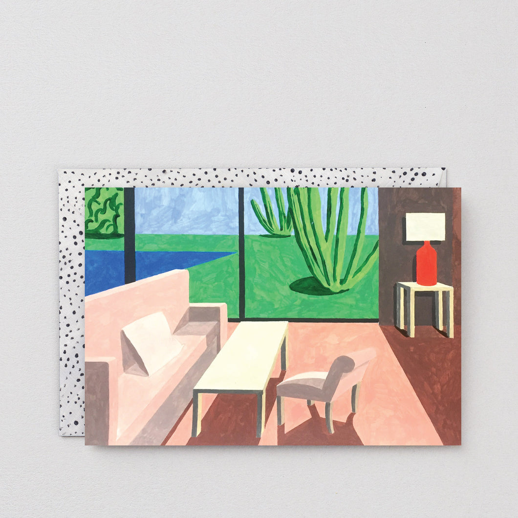 Interior 1 Art Card