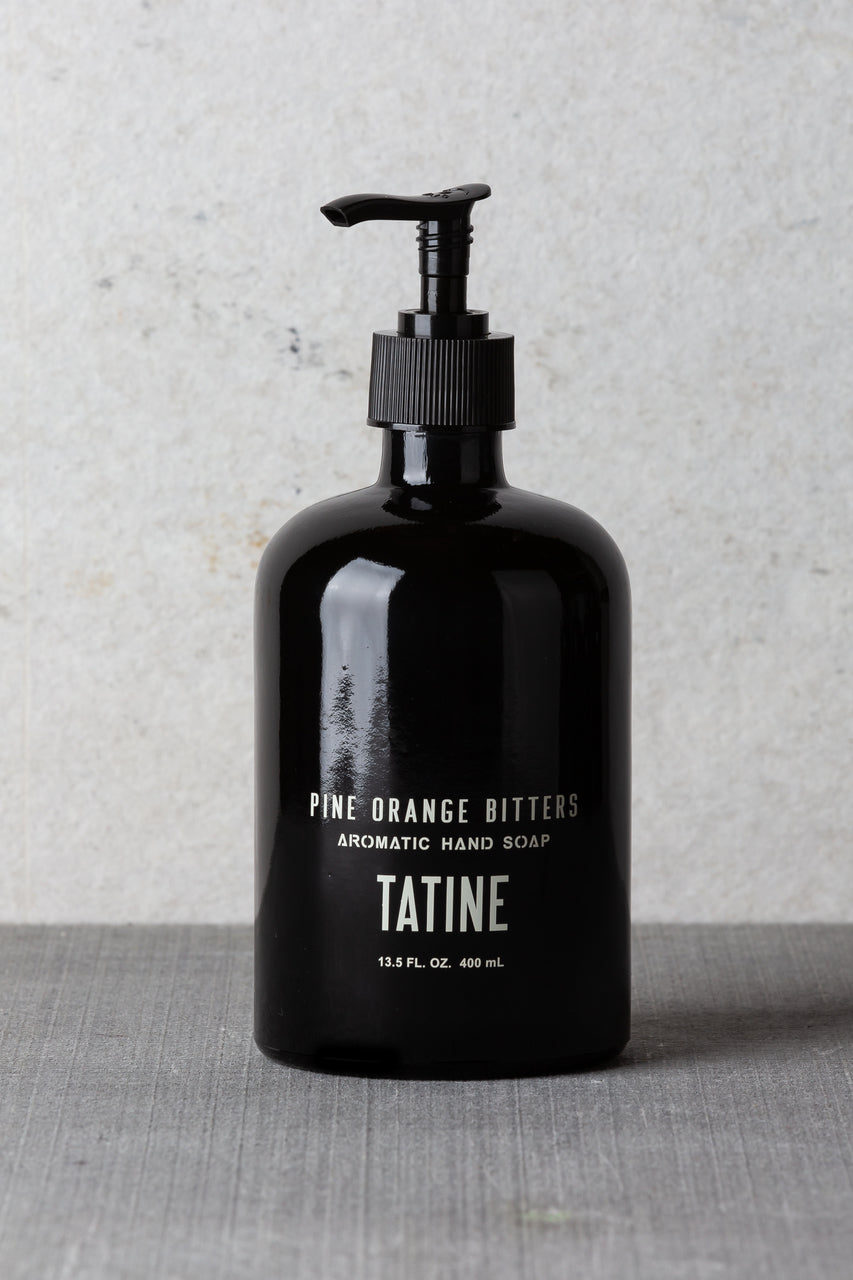 Pine Orange Bitters Aromatic Hand Soap